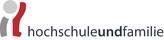 Logo Audit hochschule und familie
