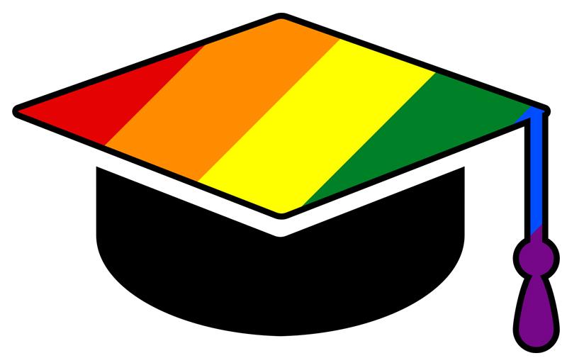 Logo queer@hochschulen